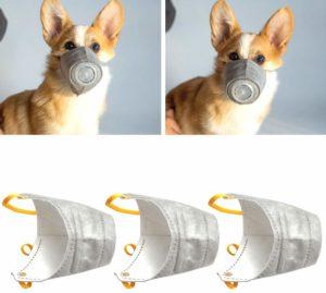 tchrules Dog Protective Muzzle Mask 3 Pack