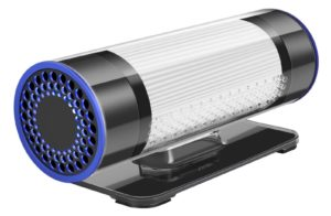 QUEENTY HEPA Car Air Purifier